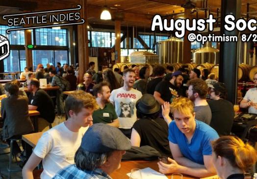 Seattle Indies Social