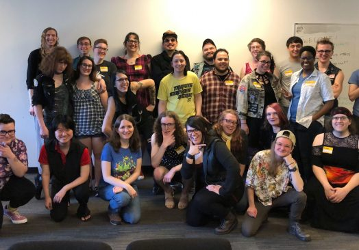 Seattle Queer Indie Devs Monthly Meet Up – August